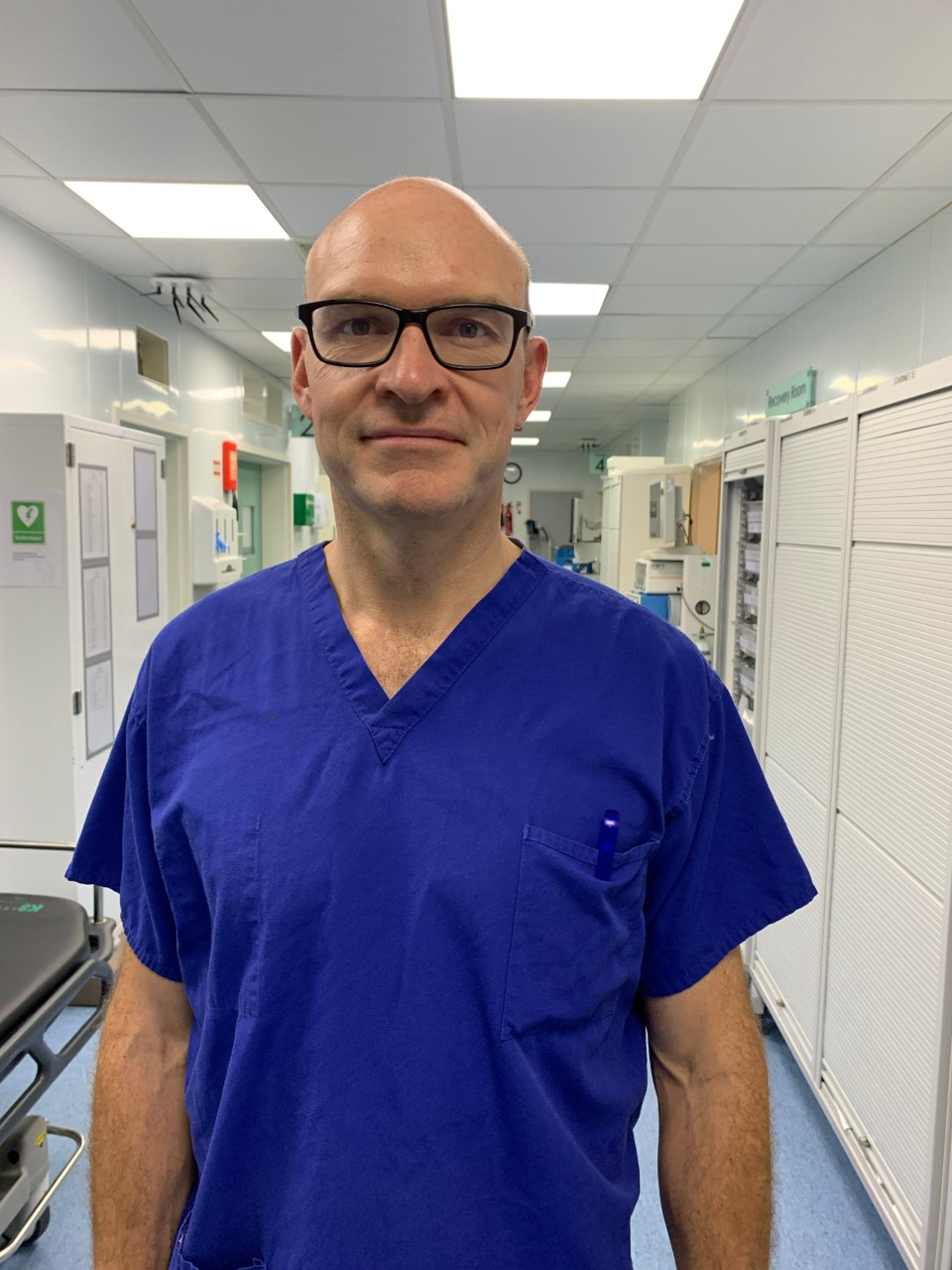 Consultant Orthopaedic Surgeon